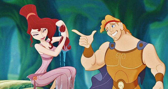 Hercules disney Yunan Mitolojisi filmleri