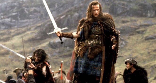 Henry Cavill - Highlander İskoçyalı