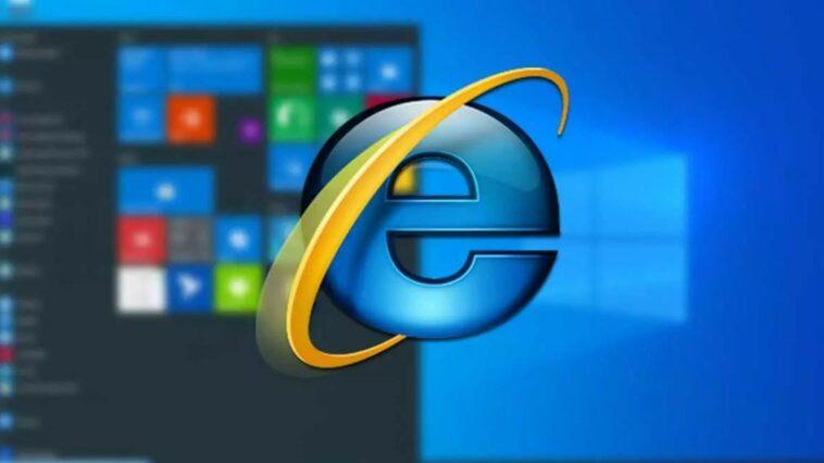 Internet Explorer veda microsoft