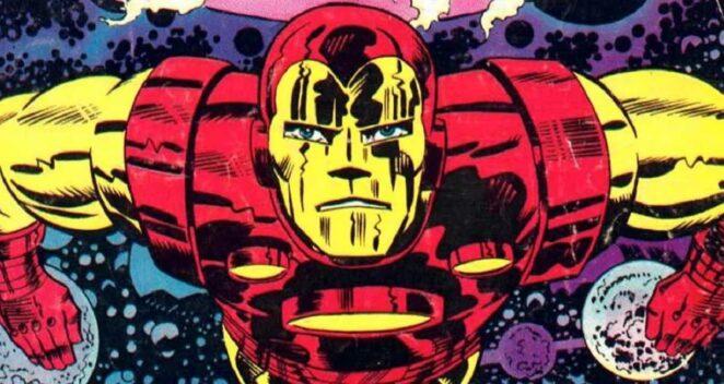 Iron Man Burun