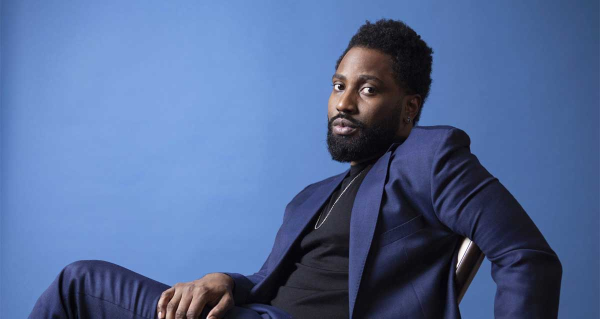 John David Washington True Love