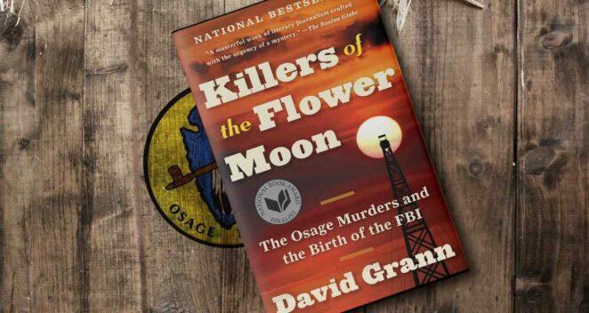 Killers of the Flower Moon kitap