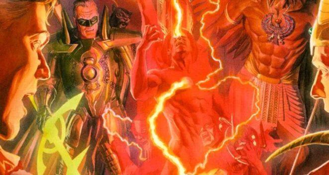 Kingdom Come Flash