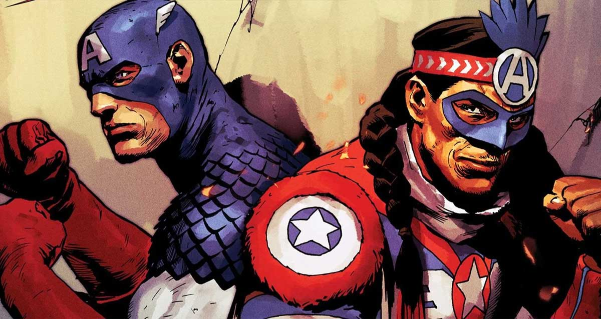 Kızılderili Kaptan Amerika