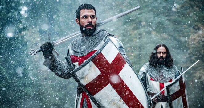 Knightfall tarihi diziler