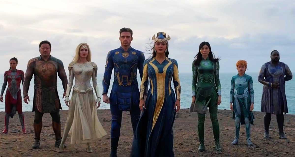 Marvel Eternals fragmanı