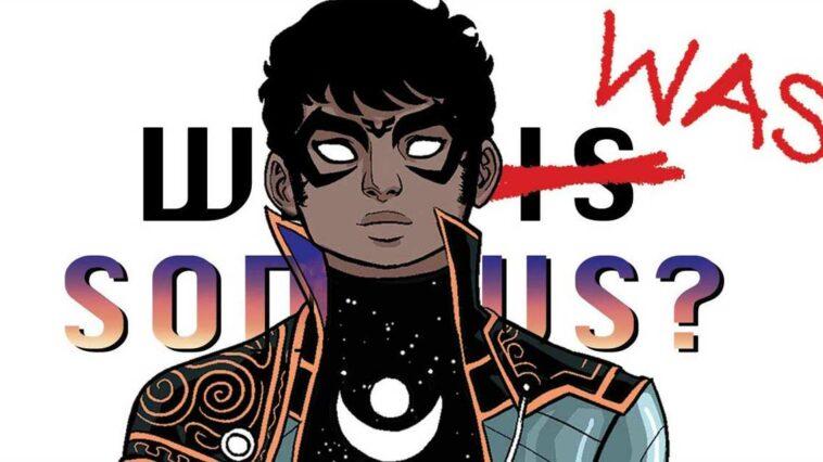Somnus Marvel Comics