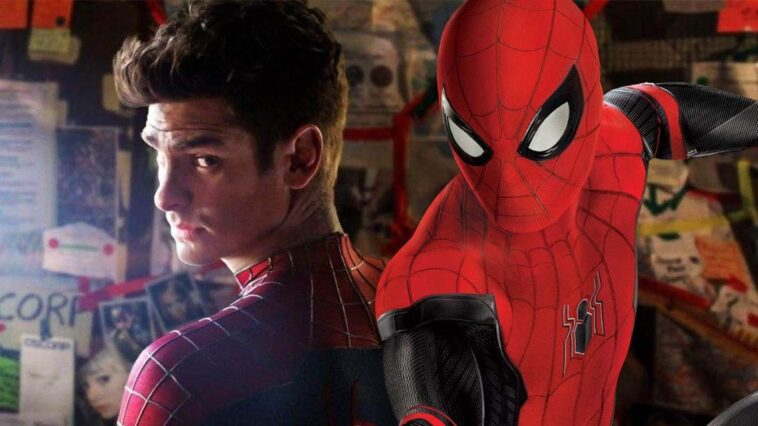 Andrew Garfield Spider-Man: No Way Home