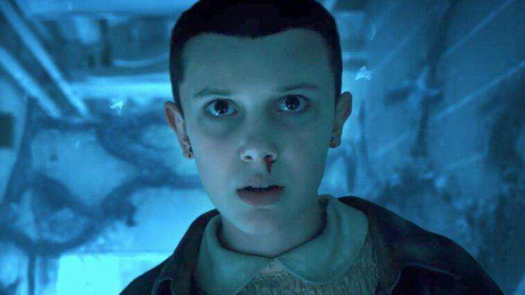 Stranger Things 4. Sezon Yeni Video Eleven