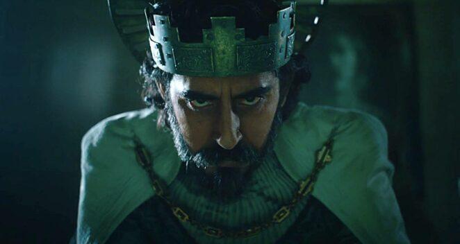 The Graan Knight Fragman Yeşil Şövalye a24 izle
