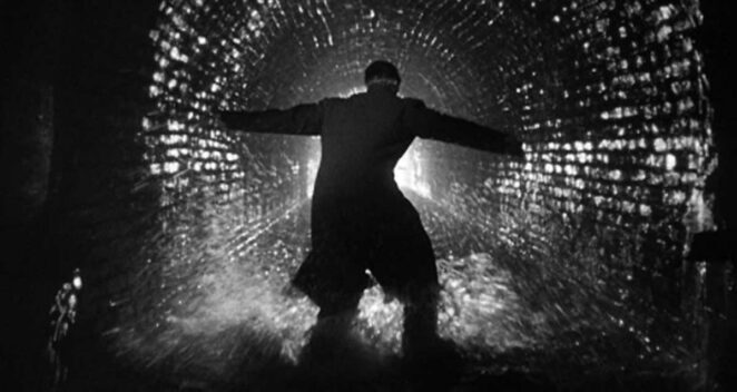The Third Man (Üçüncü Adam) Dedektif Filmleri