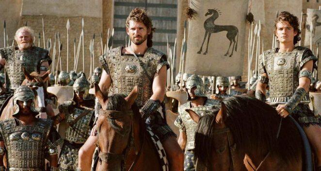 Troy yunan mitolojisi