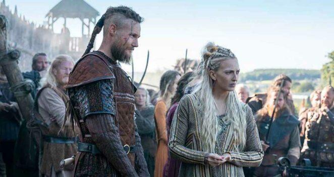 Vikings tarihi diziler