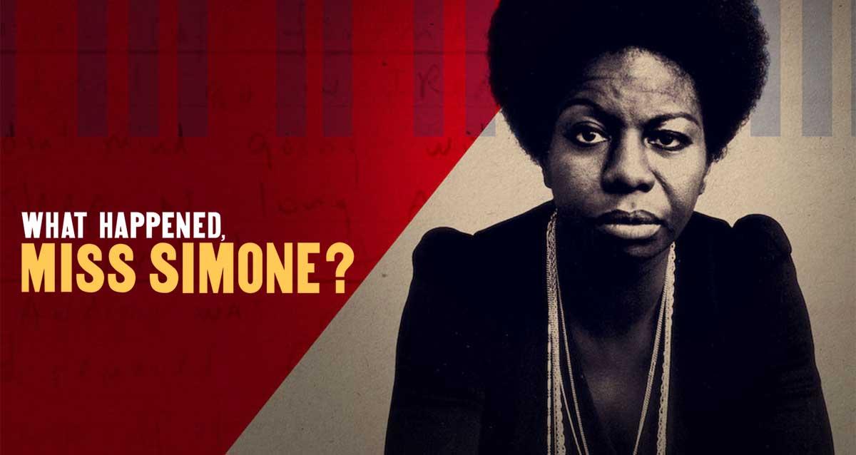 What Happened Miss Simone belgesel