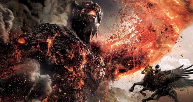 Wrath of the Titans yunan mitolojisi