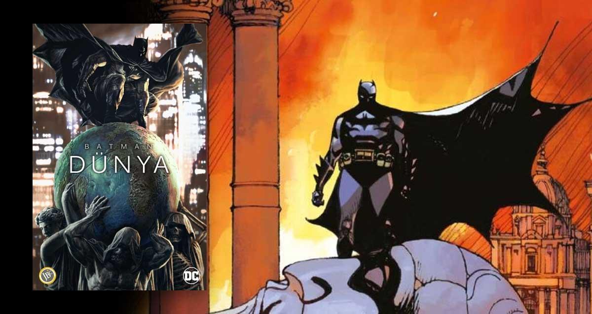 Batman: Dünya Türkiye Çizgi Roman