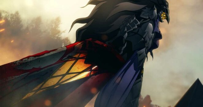 Striga 4. sezon netflix anime