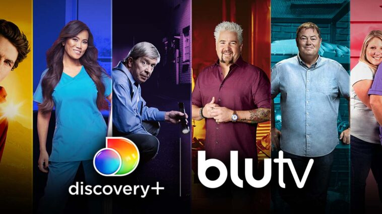 discovery+ blutv