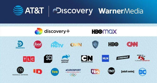 discovery warnermedia birleşme içerik