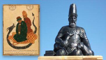 Hacı Bektaş-ı Veli: En Eski Resmi ejderha