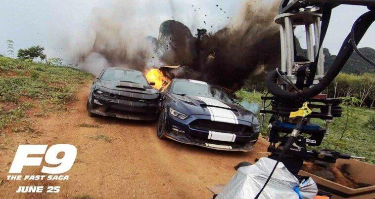 Hızlı ve Öfkeli 9 Kamera Arkası Görüntüleri Video İzle