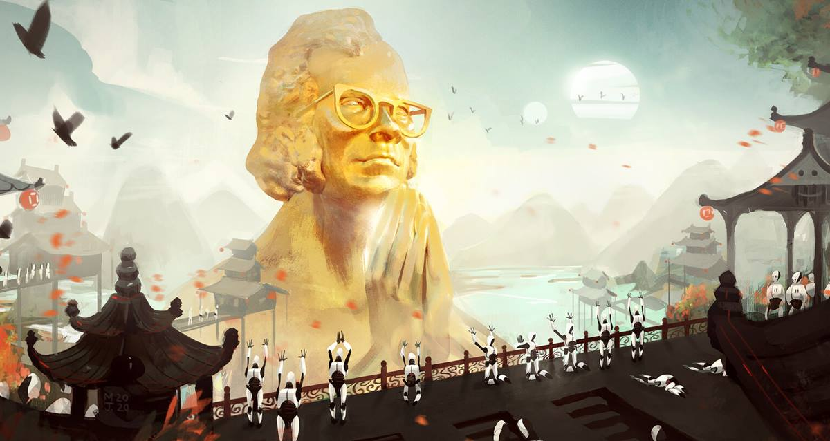 isaac asimov öyküsü inceleme It's Such a Beautiful Day