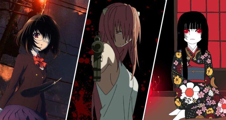 Korku ve Gerilim Animeleri