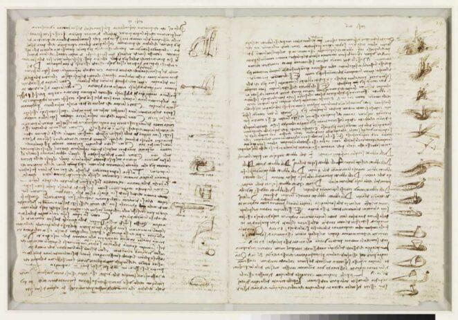Leonardo Da Vinci'nin Günlükleri