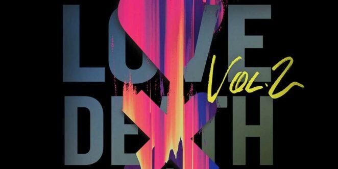 Aşk, Ölüm ve Robotlar volume 2 poster