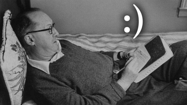 Vladimir Nabokov emoji keşif