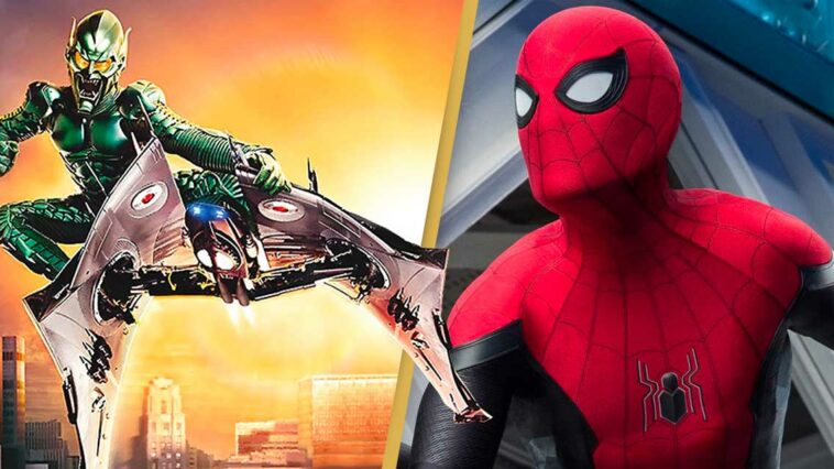 spider-man 3 willem dafoe green goblin