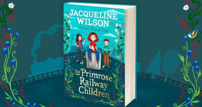 yeni demiryolu çocukları Jacqueline Wilson