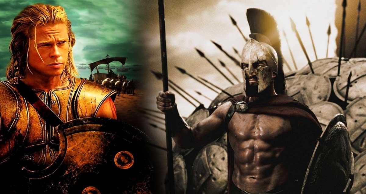 yunan mitolojisi filmleri