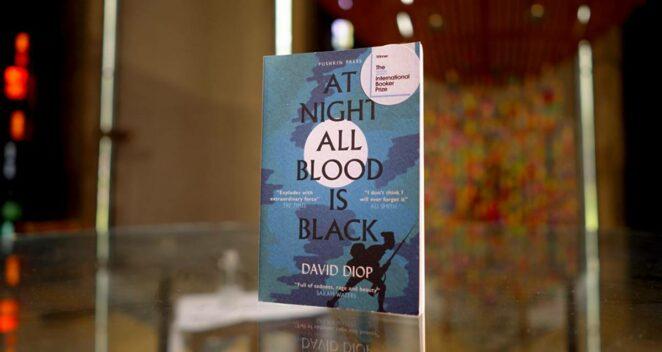 2021 Uluslararası Booker Ödülü Kazananı David Diop At Night All Blood is Black