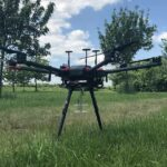 Afetzede Tespiti Drone