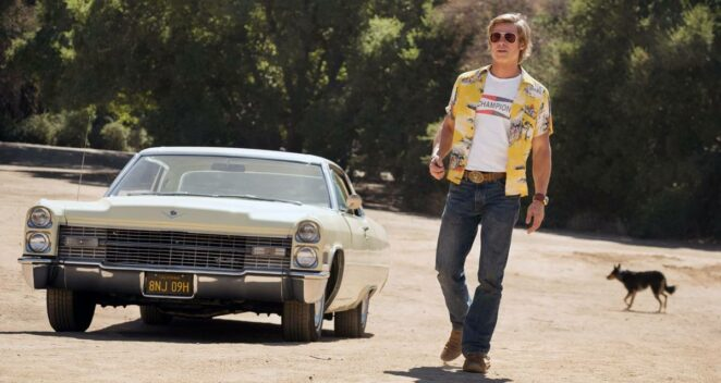 Cliff Booth Once Upon a Time in Hollywood