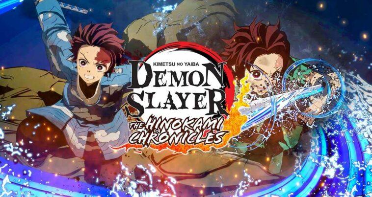 Demon Slayer Oyun Kimetsu no Yaiba - The Hinokami Chronicles