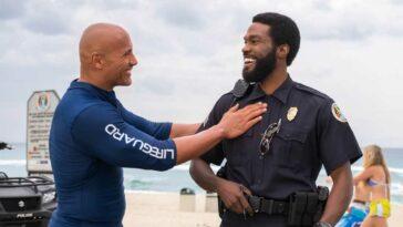Dwayne Johnson Yahya Abdul-Mateen II Emergency Contact