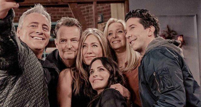 Friends: The Reunion incelemesi