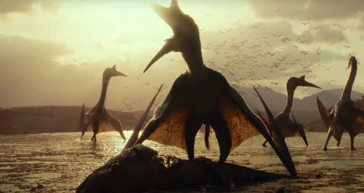 Jurassic World: Dominion vizyon tarihi tanıtım