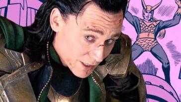 Loki nasıl tasarlandı?
