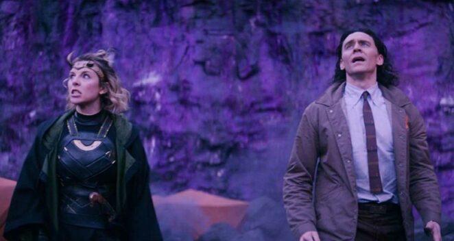 Loki ve Sylvie biseksüel