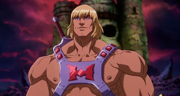 Masters of the Universe: Revelation Fragmanı: He-Man