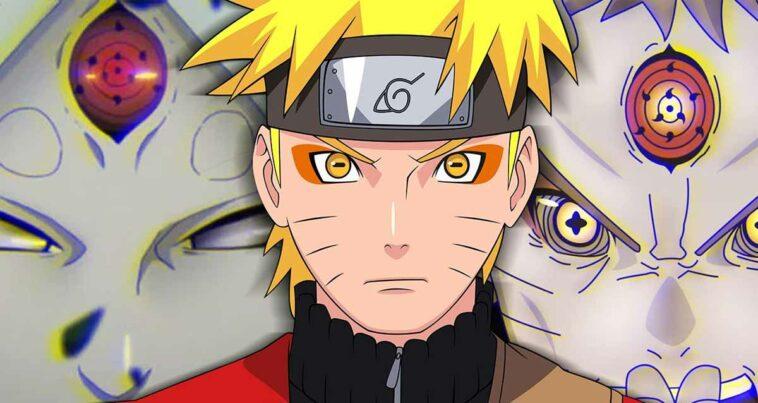 Naruto anime göz teknikleri