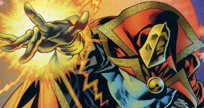 Professor Xavier Sorcerer Supreme