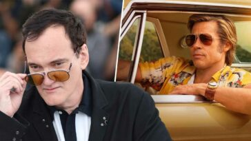 Quentin Tarantino, Once Upon a Time in Hollywood romanı Cliff Booth