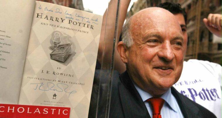 Richard Robinson Harry Potter