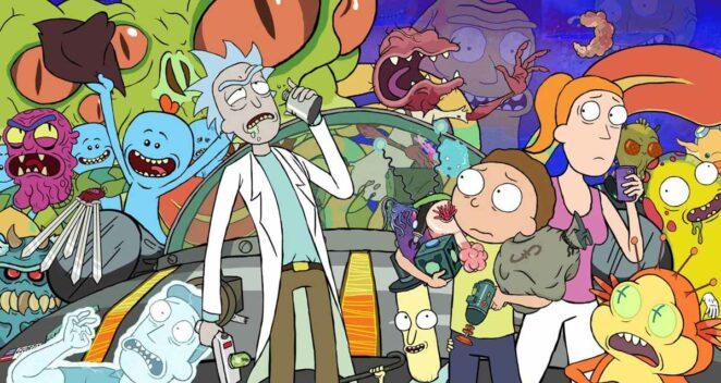 Rick and Morty 6. ve 7. Sezon Senaryoları