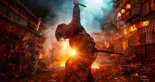 Rurouni Kenshin: The Final netflix
