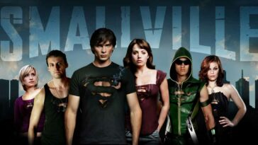 Smallville animasyon dizisi